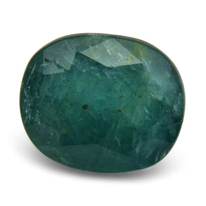 4.69 ct Oval  Grandidierite - Skyjems Wholesale Gemstones
