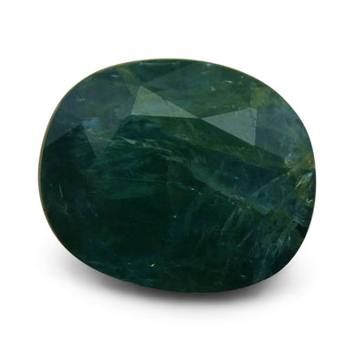 3.39 ct Oval  Grandidierite - Skyjems Wholesale Gemstones