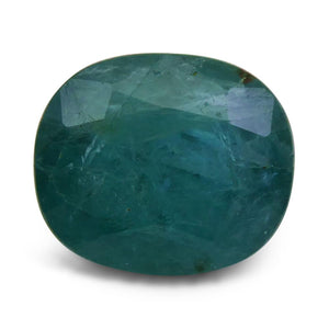 4.31 ct Oval  Grandidierite - Skyjems Wholesale Gemstones