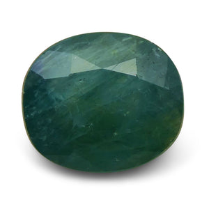 2.54 ct Oval Grandidierite - Skyjems Wholesale Gemstones