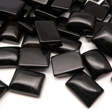 200 cts Onyx 20x15mm Rectangular Cabochon Wholesale Lot Calibrated