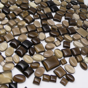 1000 cts Smoky Quartz Cabochon Wholesale Lot