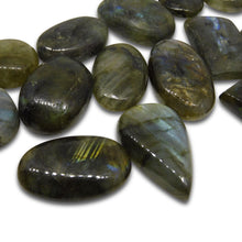 Labradorite 1107.14 cts  Oval, Pear, Fancy Cut Grey  $55