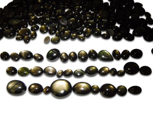 402.70 cts Black Star Sapphire Wholesale Lot - Skyjems Wholesale Gemstones