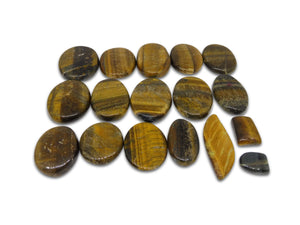 1097ct Tiger Eye Oval/Fancy Wholesale Lot