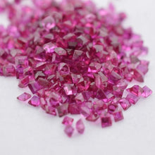 Ruby 4.71 cts 435 stones 1mm Square Wholesale Lot