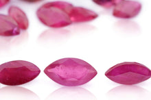 Ruby 40.69 cts 301 stones Mix Marquise Wholesale Lot