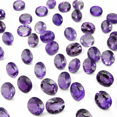 Amethyst 190 cts 63 stones Wholesale Lot
