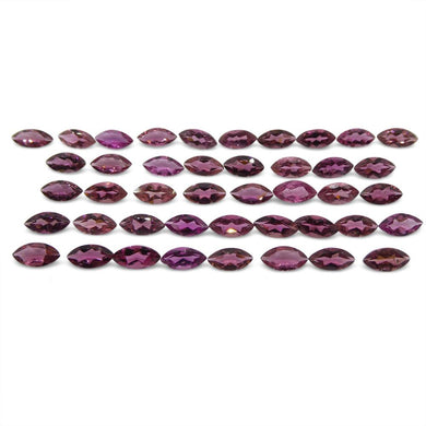 14.02 ct Pink Tourmaline Marquise Wholesale Lot - Skyjems Wholesale Gemstones
