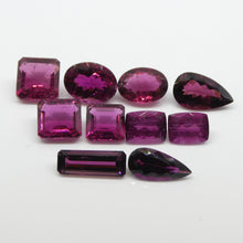 Pink Tourmaline 35.83cts 14.30x8.57x4.91mm to 8.39x8.28x4.37mm Pear/Cushion/Square/Oval/Emerald Cut Pink $2690