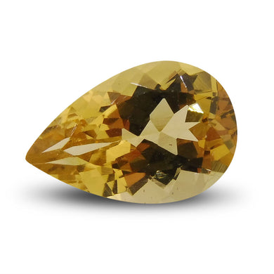 Heliodor 2.51 cts  Pear Yellow  $75