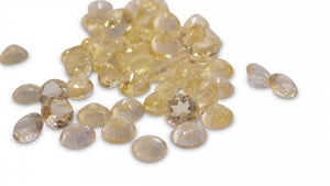11 Stones - 1.98 ct Heliodor 3.5mm Round