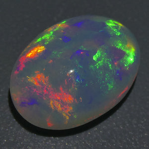 Opal 4.52 cts 13.98x10.01x6.42mm Oval Cabochon White  $360