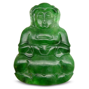 13.33 ct Jadeite Carving IGI Certified