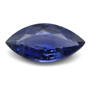 Sapphire 2.31 cts 12.68x6.22x3.75mm Marquise Blue  $1800