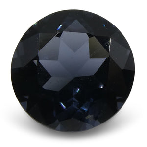 Spinel 1.2 cts 6.47x6.57x3.80mm Round Blue  $215