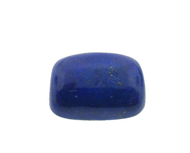 5.85 ct Rectangle/ Cushion Natural Fine Blue Lapis Lazuli Gemstone