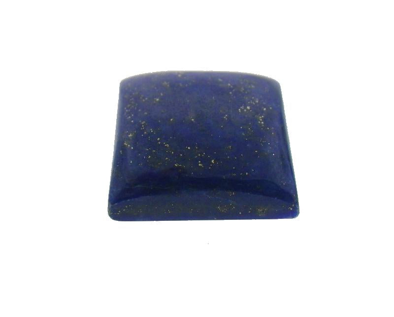 12.96 ct Square/Cushion Natural Fine Blue Lapis Lazuli Gemstone