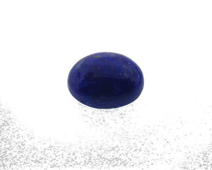 3.35 ct Oval Natural Fine Blue Lapis Lazuli Gemstone - Skyjems Wholesale Gemstones