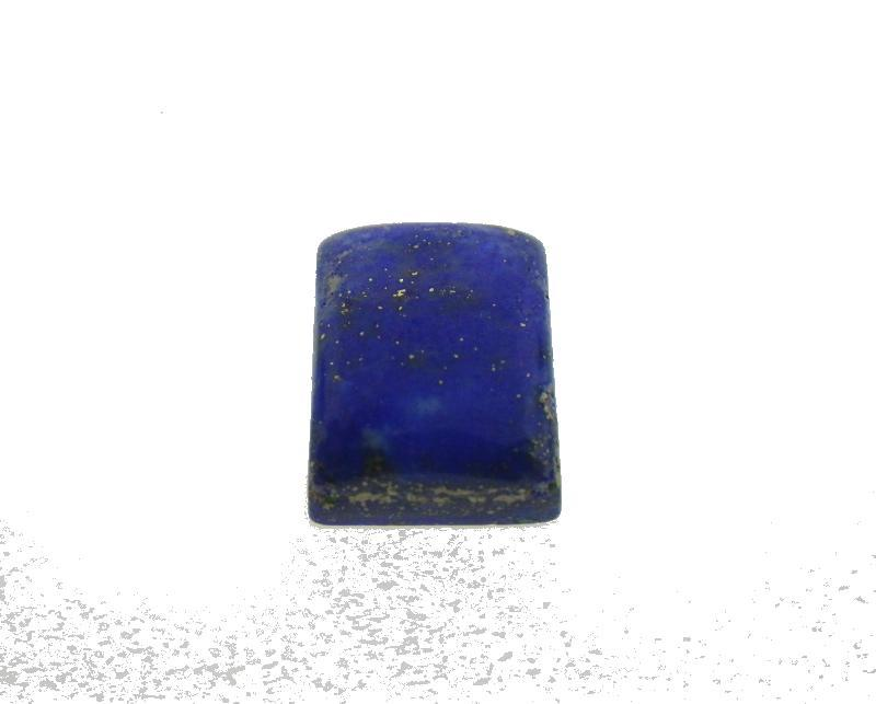 4.63 ct Rectangle/Cushion Natural Fine Blue Lapis Lazuli Gemstone