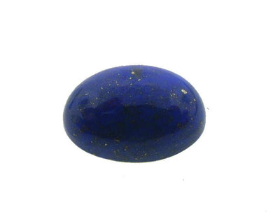 7.95 ct Oval Natural Fine Blue Lapis Lazuli Gemstone - Skyjems Wholesale Gemstones