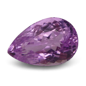 12.25 ct Pear Kunzite - Skyjems Wholesale Gemstones