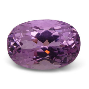 13.58 ct Oval Kunzite - Skyjems Wholesale Gemstones