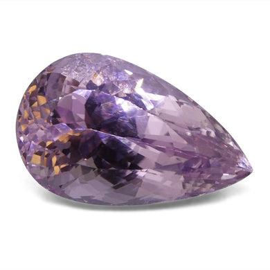 20.08 ct Pear Kunzite - Skyjems Wholesale Gemstones