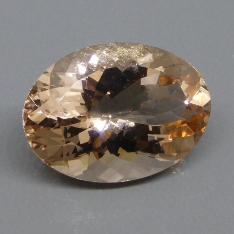 5.00ct Oval Morganite