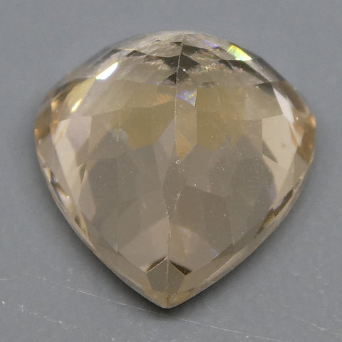 4.28ct Pear Morganite