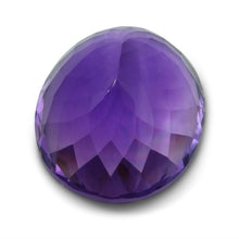 23.85 ct Oval Amethyst