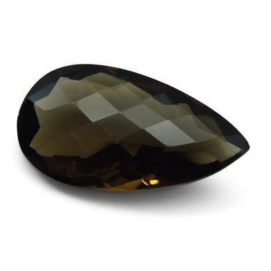 30.18 ct Natural Smoky Quartz - Skyjems Wholesale Gemstones