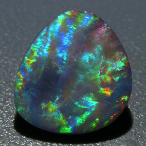 2.01ct Freeform Doublet Opal - Skyjems Wholesale Gemstones