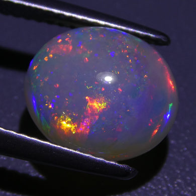 2.6ct Opal Oval Cabochon
