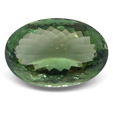 58.35ct Prasiolite Oval (Green Amethyst)