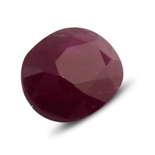 1.47 ct Oval Ruby