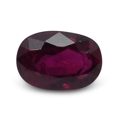 0.48 ct Natural Ruby - Skyjems Gemstones Gems