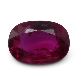 0.44 ct Natural Ruby - Skyjems Gemstones Gems