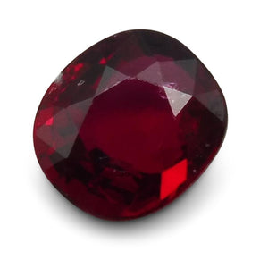 0.41 ct Natural Ruby - Skyjems Wholesale Gemstones