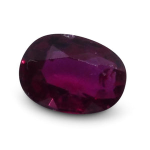 0.30 ct Natural Ruby - Skyjems Gemstones Gems
