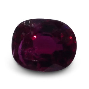 0.39 ct Oval Ruby - Skyjems Wholesale Gemstones