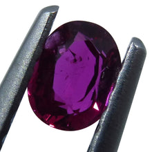 Ruby 0.26 cts  Oval Red  $50