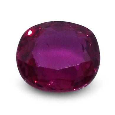 0.36 ct Oval Ruby