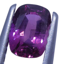 0.82 ct Pink Sapphire Rectangle Cushion Unheated