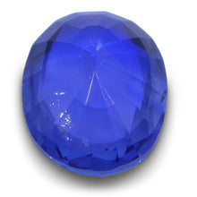 1.48 ct Blue Sapphire Oval