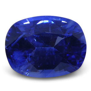 Blue Sapphire 1.08 cts 6.86x5.29x3.69mm Rectangle Cushion Blue  $259.2