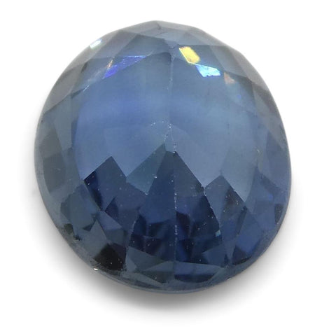 1.26 ct Oval Sapphire Kancha, Thailand
