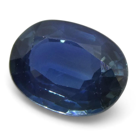 1.3 ct Oval Sapphire Kancha, Thailand