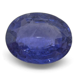 3.04 ct Oval Sapphire - Skyjems Wholesale Gemstones