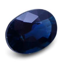 1.15 ct Oval Genuine Natural Blue Sapphire